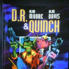Cómics: D.R. & QUINCH POR ALAN MOORE & ALAN DAVIS. Lote 27071387
