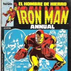 Cómics: IRON MAN ANNUAL - ESPECIAL INVIERNO Nº 22. Lote 17278012