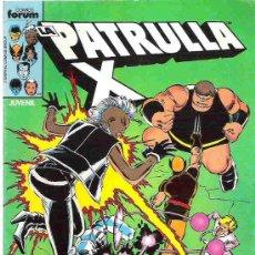 Cómics: PATRULLA X - Nº 30 ** 1986. Lote 17278286