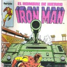 Cómics: IRON MAN - VENGANZA NUM 12 ** 1986 BUENO. Lote 17279079