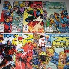 Cómics: X-MEN UNLIMITED NºS 1-2-3-4-5-6-7-8-9-12 Y 13.. Lote 25212802