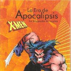 Cómics: LA ERA DE APOCALIPSIS Nº 1 LA BUSQUEDA DE LEGION. Lote 17366418