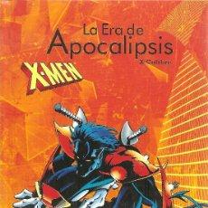 Cómics: LA ERA DE APOCALIPSIS Nº 4 X-CALIBRE. Lote 17366449