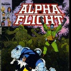 Cómics: ALPHA FLIGHT - NÚMERO 29. Lote 86082842