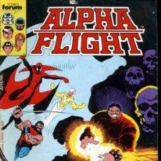 Cómics: ALPHA FLIGHT - NÚMERO 30. Lote 17485959