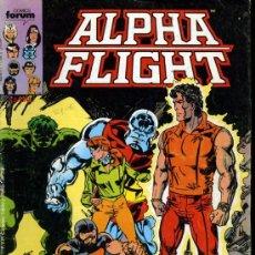 Cómics: ALPHA FLIGHT - NÚMERO 27. Lote 17486060