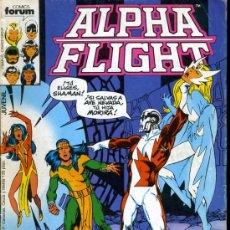 Cómics: ALPHA FLIGHT - NÚMERO 26. Lote 17486081