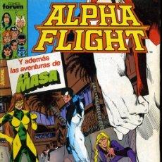 Cómics: ALPHA FLIGHT - NÚMERO 25. Lote 17486105