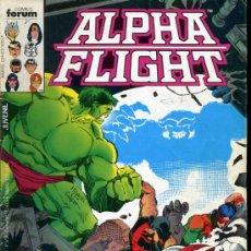 Cómics: ALPHA FLIGHT - NÚMERO 28. Lote 17486128