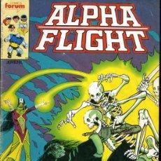 Cómics: ALPHA FLIGHT - NÚMERO 34. Lote 17486155