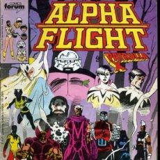 Cómics: ALPHA FLIGHT - NÚMERO 32. Lote 17489226