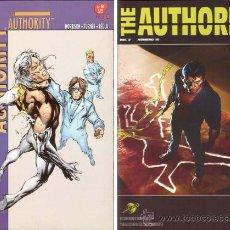 Cómics: THE AUTHORITY VOLUMEN DOS NUMEROS 9 A 15 (SIETE NUMEROS CONSECUTIVOS NO RETAPADOS). Lote 27616197