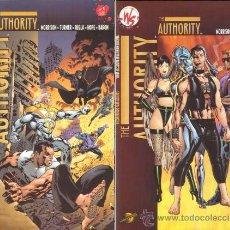 Cómics: THE AUTHORITY VOLUMEN 2 NUMEROS 1 A 7 (SIETE NUMEROS CONSECUTIVOS NO RETAPADOS). Lote 27616198