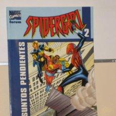 Cómics: SPIDERGIRL VOL. 2 Nº 2 ASUNTOS PENDIENTES - FORUM. Lote 152189926