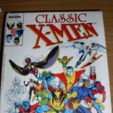 Cómics: FORUM CLASSIC X-MEN COMPLETA BUEN ESTADO. Lote 25790353