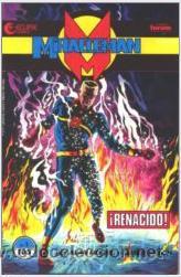 MIRACLEMAN COMPLETA FORUM ALAN MOORE 11 NÚMEROS BUEN ESTADO. (Tebeos y Comics - Forum - Otros Forum)