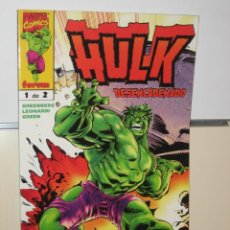 Cómics: HULK DESENCADENADO Nº 1 - FORUM - SUPER OFERTA. Lote 155376802