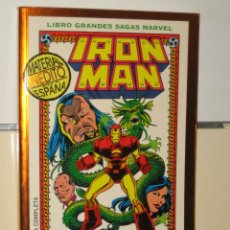 Cómics: GRANDES SAGAS MARVEL IRON MAN. LA SEMILLA DEL DRAGON - 1994 - FORUM - OFERTA. Lote 95987060