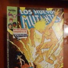 Comics: LOS NUEVOS MUTANTES. Nº 11. FORUM. ESPECIAL NAVIDAD. Lote 25734575