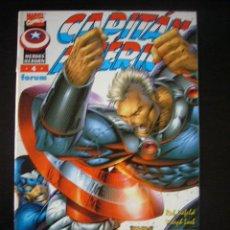 Cómics: CAPITAN AMERICA Nº 4 LINEA HEROES REBORN FORUM ............... LT 2. Lote 23732373