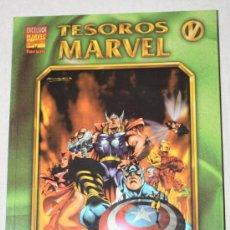 Cómics: TESOROS MARVEL: VENGADORES LOS AÑOS PERDIDOS 1 (FORUM) . Lote 25759053