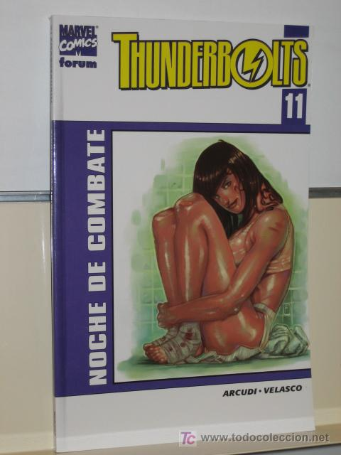 THUNDERBOLTS VOL. 2 Nº 11 NOCHE DE COMBATE - FORUM - OFERTA (Tebeos y Comics - Forum - Otros Forum)