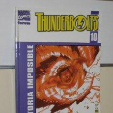 Cómics: THUNDERBOLTS VOL. 2 Nº 10 VICTORIA IMPOSIBLE - FORUM - OFERTA. Lote 94779906