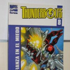 Cómics: THUNDERBOLTS VOL. 2 Nº 8 CONFIANZA EN EL MIEDO - FORUM - OFERTA. Lote 42712781