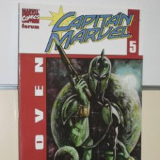 Fumetti: CAPITAN MARVEL VOL. 2 Nº 5 COVEN - FORUM - OFERTA. Lote 253103825