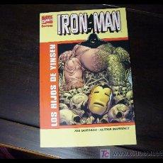 Cómics: IRON MAN: LOS HIJOS DE YINSEN. Lote 25599553