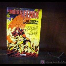 Cómics: X-MEN: LA MUERTE DE FÉNIX . Lote 26245162