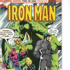 Cómics: IRON MAN Nº 41 DE FORUM. Lote 17784414