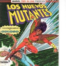Cómics: LOS NUEVOS MUTANTES Nº 50 DE FORUM. Lote 17784498