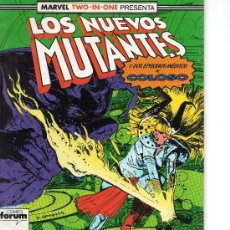 Cómics: LOS NUEVOS MUTANTES Nº 49 DE FORUM. Lote 17784523