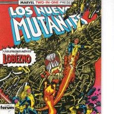 Cómics: LOS NUEVOS MUTANTES Nº 46 DE FORUM. Lote 17784562