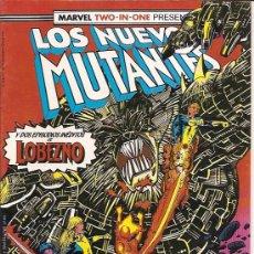 Cómics: MARVEL TWO-IN-ONE : LOS NUEVOS MUTANTES Nº 46 EDICIONES FORUM . Lote 17790250