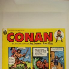 Cómics: CONAN - DAILY STRIP Nº 5 (TIRAS DE PRENSA) 1989. Lote 17820998