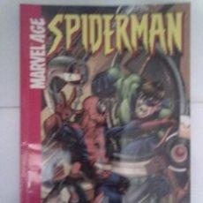 Cómics: SPIDERMAN -MARVEL AGE Nº 1-. Lote 26719732