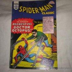 Cómics: SPIDERMAN CLASSIC Nº 6 EL ESPERADO REGRESO DEL DOCTOR OCTOPUS . Lote 17919132
