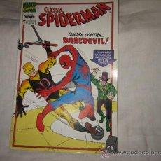 Cómics: SPIDERMAN CLASSIC Nº 9 LUCHA CONTRA DAREDEVIL. Lote 17919146