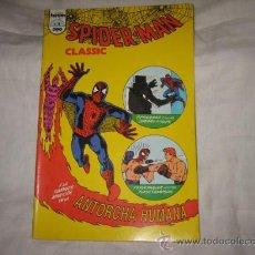 Cómics: SPIDERMAN CLASSIC Nº 5 ANTORCHA HUMANA. Lote 17919330