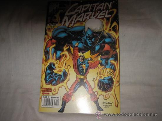 CAPITAN MARVEL Nº 14 (Tebeos y Comics - Forum - Otros Forum)