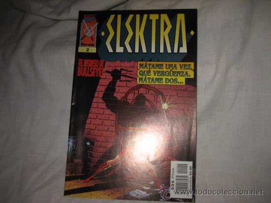ELEKTRA Nº 2 (Tebeos y Comics - Forum - Otros Forum)