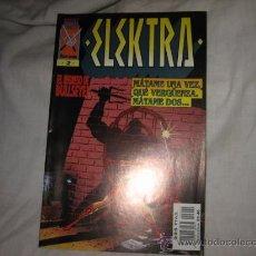 Cómics: ELEKTRA Nº 2. Lote 17954169