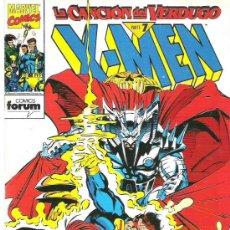 Cómics: X MEN - LA CANCION EL VERDUGO 7 PARTE ** NUM 15 BUENO. Lote 18041372