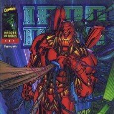 Cómics: IRON MAN Nº 1 HEROES REBORN. Lote 27513553