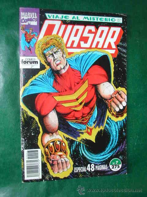 QUASAR NUMERO 3 (Tebeos y Comics - Forum - Otros Forum)