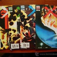 Cómics: TIERRA X LOTE DE 4 COMICS MARVEL. Lote 27086863