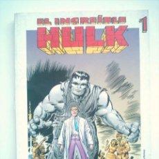 Cómics: INCREIBLE HULK 1 / Nº 14 EL MUNDO/ NORMA 2003. Lote 26295177