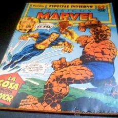 Cómics: CLASICOS MARVEL. ESPECIAL INVIERNO. LA MASA CONTA NAMOR. COMICS FORUM. 1989.. Lote 18190013